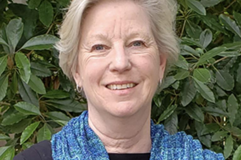 Ann Jeffrey portrait
