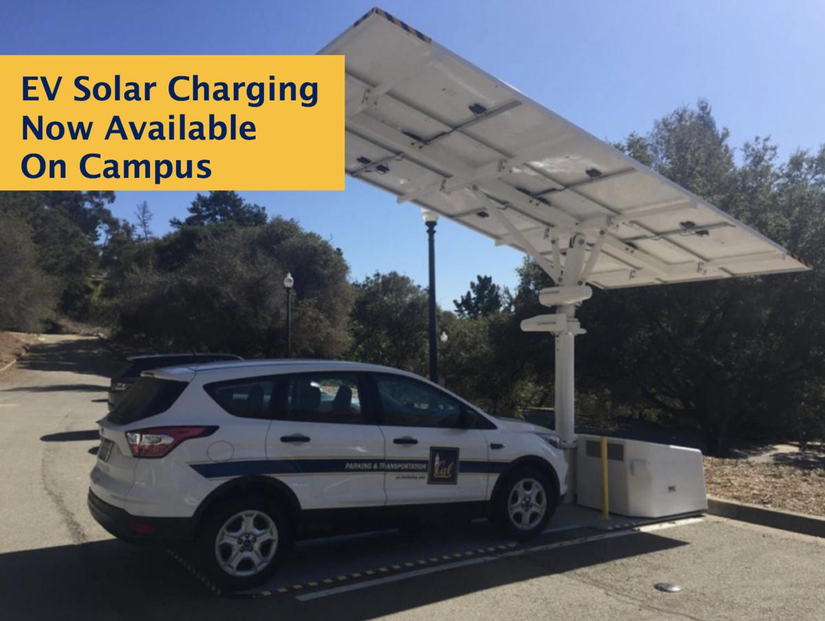 EV Solar Parking